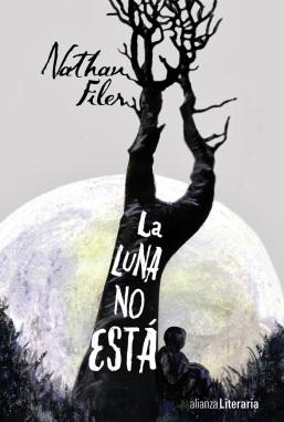 La luna no esta
