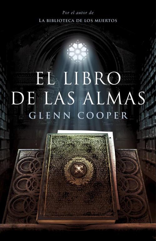 el-libro-de-las-almas-glenn-cooper-paginas-de-nieve